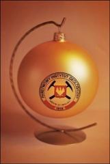 Fabryka bombek - Bombki z logo